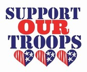 Random Acts of Kindness Week... Treat Our Troops with Care Packages of Love