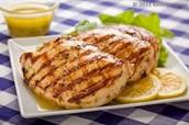 Viernes Almuerzo: Pechugo De Pollo