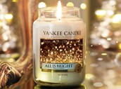 The GMP are partnering with Yankee Candle Fundraising this year!