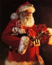 Who is Poland's Santa?