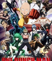 8) One Punch Man