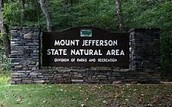 Mount Jefferson State Park