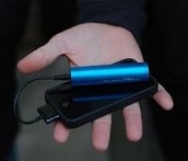 a cup that can charge your phone!!