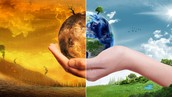 Our one and only earth is dying