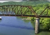 Bridge over White River