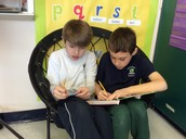 Partner reading for evidence of generalizations
