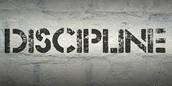 Value: Discipline