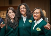 Students Share Personal Stories of Triumph at Leadership Breakfast