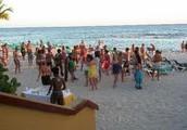 1º Fiesta En La Playa