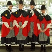 How The Woman Dresses In Wales