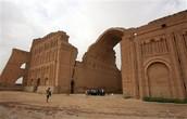 Ruins of the Palace at Ctesiphon