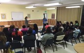 Education Exploration Event at the new Kin Doo Center