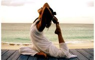 Private and small yoga group classes