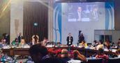 UPS Türkiye Genel Müdürümüz Sn. Ufku Akaltan W20 Zirvesi'nde