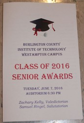 BCIT Westampton Senior Awards Night