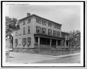Her house during the Civil War