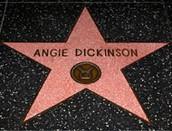 Her Hollywood Boulevard Star