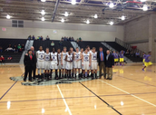 Cougars - 3rd Place - CSHS Tourney