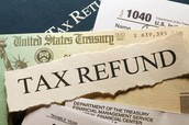 Tax Time! - Know what forms you are required to submit.