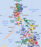 The Philippine Map
