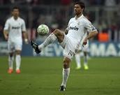 Best Defensive Midfielder: Xabi Alonso