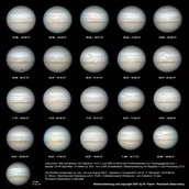All of Jupiter's moons