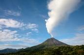 Volcano de Arenal
