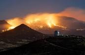 Huge Wildfire