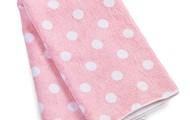 Dots Microfiber Towel