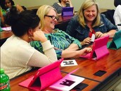 """Appy"" Teachers Learning Together"