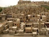 Mardin Stone Houses In Southeast Turkey