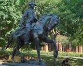 Anthony Wayne Statue