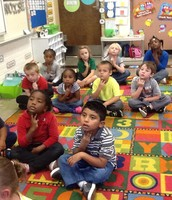 Mrs. Martin's Kindergarten demonstrates a response structure that supports equitable participation.
