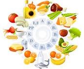 The 6 Main Vitamins