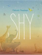 Deborah Freedman Skype Visit and Book Birthday