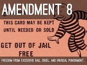Amendment 8: Fair Punishment
