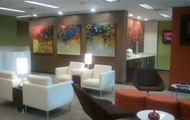 Our amazing new business lounge