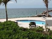Pool & Orchid Bay Restaurant