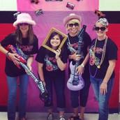 The 6th grade team