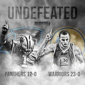 Undefeated teams