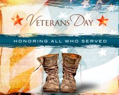 Veterans Day Project