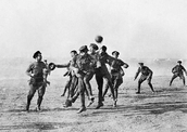 Christmas Truce Party
