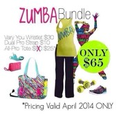 Zumba bundle idea