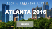 Looking for Attendees: Tech & Learning Live - Atlanta