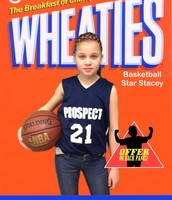 13. Front of Wheaties Box