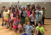 Fifth Graders Had a Blast!