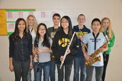 8th Grade SEIBA Honor Band