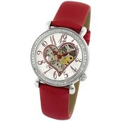 Reloj rojo para la venta - 20 pesos