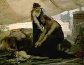 Oedipus and Jokasta