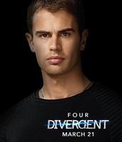 Tobias Eaton: Four